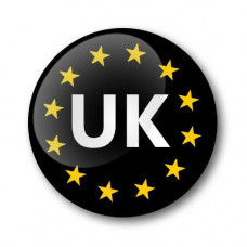 Euro UK Gel Wheel Badges
