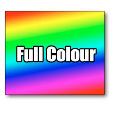 Full Colour Custom Sticker