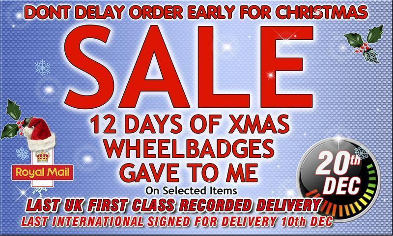 12 Days of Christmas XMAS SALE expires 23:59 BST